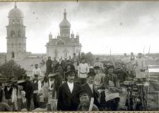 Прогулки по городу. Дом купца Владимира Кузнецова