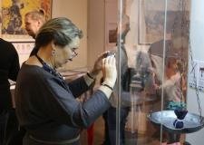 Выставка «Музейная реставрация». Реставраторы обменялись опытом