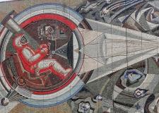 Память о полете в космос