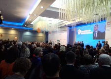 Участие в Международном форуме в Оренбурге