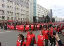 Бессмертный полк в Челябинске