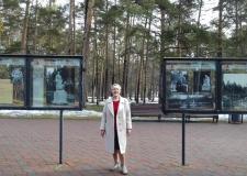"""Выставка """"Парк имени первого космонавта"""""""