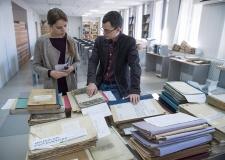 Газета «Губерния» рассказала о поступлении метрических книг XIX века в Объединенный государственный архив Челябинской области.