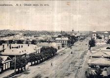 Нумерация домов Челябинска в 1920-е гг.