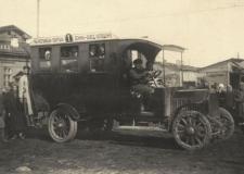 История в лицах и документах: дорожные правила 100 лет назад