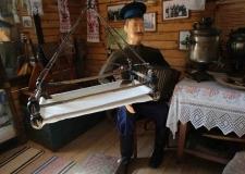 Седло и нагайка для казака