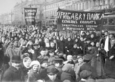 Петроград, революция и 1-й класс, или о революции с улыбкой
