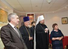 Руководитель Челябинской епархии Алексий посетил архив