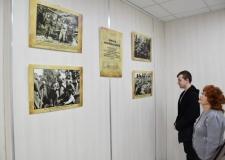Союз журналистов о выставке в архиве