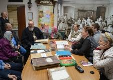 Встреча с православной общественностью
