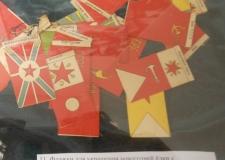 """Выставка """"Дети и война"""" в 11-м лицее"""