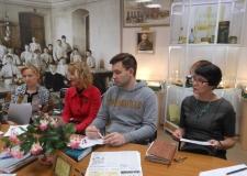 Заседание секции краеведов