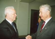 Евгению Тяжельникову – 90 лет