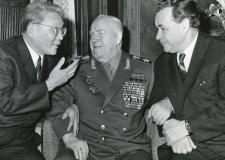 Брежнев, Никсон и охота на Кубе: Челябинск получил на хранение архив министра СССР