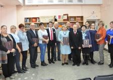 Энциклопедия «Гордость Южного Урала» вручена копейчанам