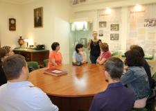 Экскурсия для специалистов архивного дела