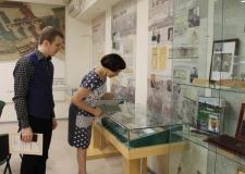 В архиве наградили победителей конкурса «По делам архивным»