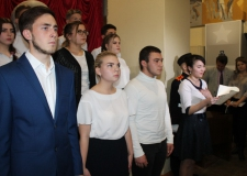 Капсула времени – наказ комсомольцев XX века молодежи XXI столетия