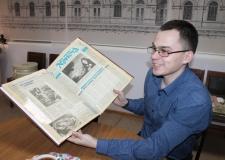 Архив - это возможность узнать то, что никогда и никому не было известно. Интервью с заместителем директора ОГАЧО Н. А. Антипиным