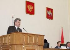 Заместитель председателя Законодательного Собрания Александр Журавлев: «Архивы - это не просто место, где хранятся первоисточники информации. Это, прежде всего, люди, которые честно и профессионально делают свое дело»