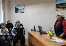 Наталья Рубинская: у муз на службе. Заметки о юбиляре