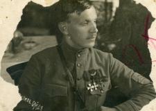 Чехословацкие легионеры в Челябинске. 1918 г.