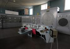 Дом Курчатова и первый реактор