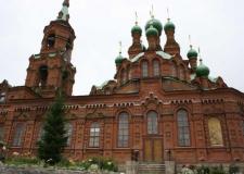 Прогулки по городу: Свято-Троицкая церковь