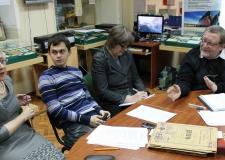 Круглый стол любителей истории