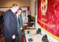О секретах «третьего фронта» рассказала архивная выставка