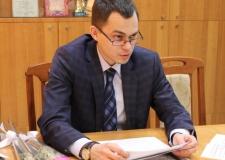 Лауреат Бирюковской премии Н. А. Антипин