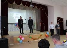 Подписание договора между ОГАЧО и школой № 137 г. Челябинска